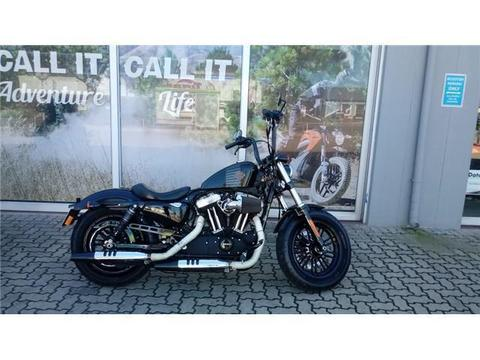 Harley Davidson Forty-Eight Sportster