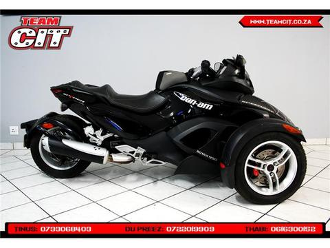 Can-Am Spyder for sale!