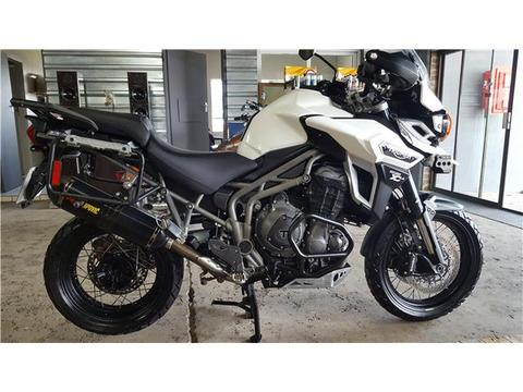 2016 TRIUMPH 1200 XCA - PODIUM MOTORCYCLES - BRACKENFELL
