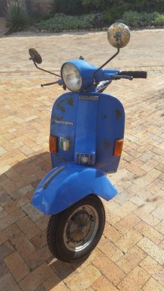 Vespa PX 125