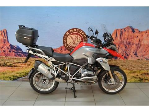 2015 BMW R 1200 GS L/Cooled (Full Spec), Racing Red finished with a Black Seat, 49 600Km