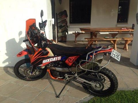 Ktm Tank - Brick7 Motorcycle