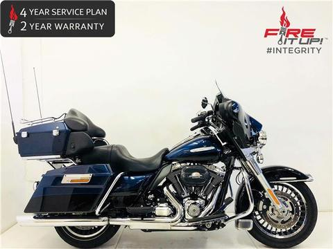 2012 Harley Ultra Glide Limited
