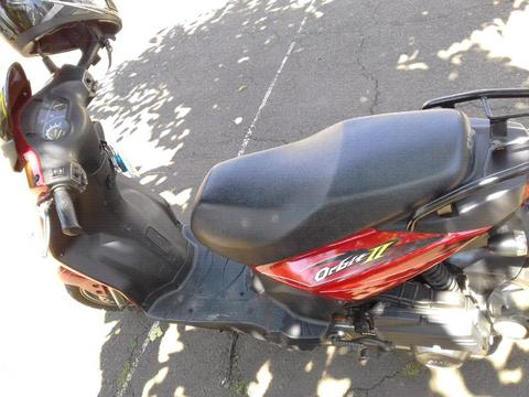 Sym orbit scooter selling in pmb