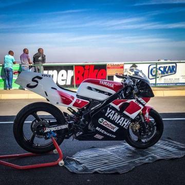 Yamaha Tzr - Brick7 Motorcycle