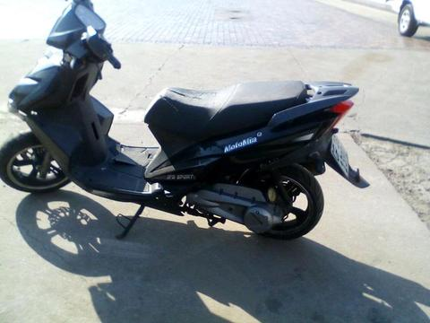 Selling moto mia motor bike