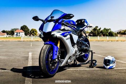 Yamaha R1 Frame - Brick7 Motorcycle