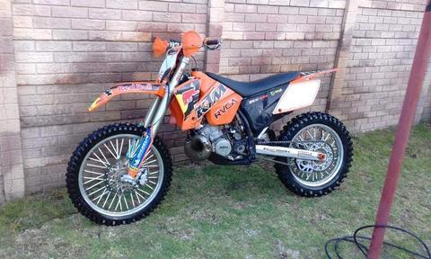 Ktm 200 Exc In Eastern Cape Brick7 Motorcycle