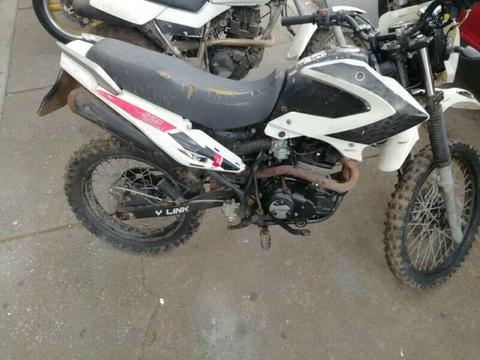 Bashan xPlode 250 Motorcycle